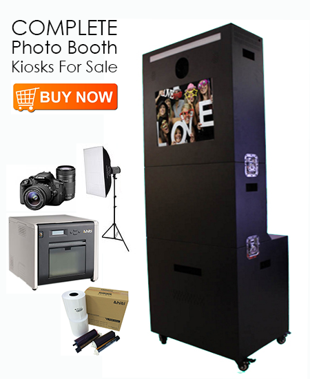 Complete Photo Booth For Sale Australia