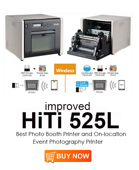 Hiti 525 Photo Booth Printer For Sale Australia