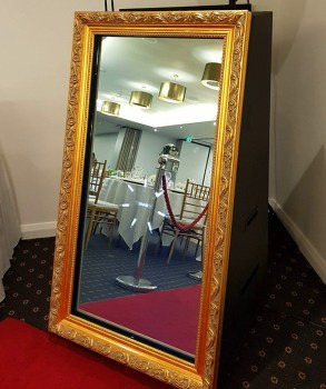 This is a Mirror Photo Booth For Sale