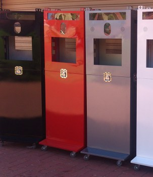 Photo Booth Kiosk Cabinets from Australian Photo Booth
