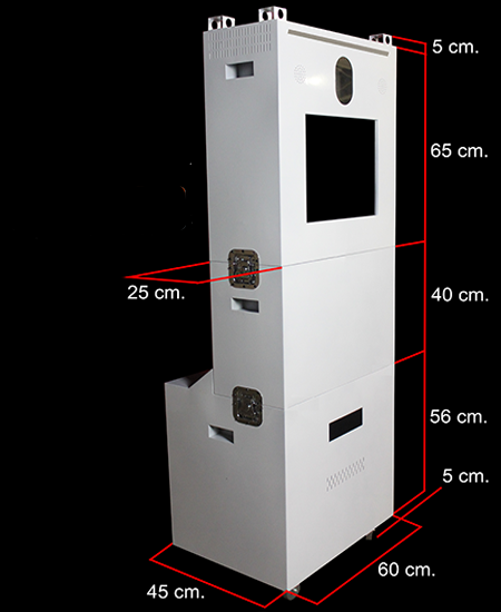 Complete Photo Booth Machine For Sale from Australian Photo Booth