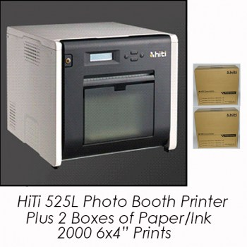 Hiti 525L Photo Booth Printer for Sale Perth Australia Wide Shipping