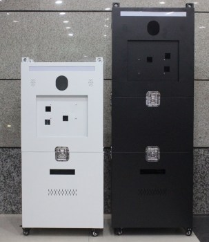 Bare Photo Booth Kiosk Cabinets For Sale from Australian Photo Booth